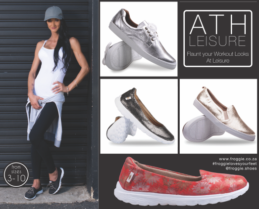 athleisure footwear