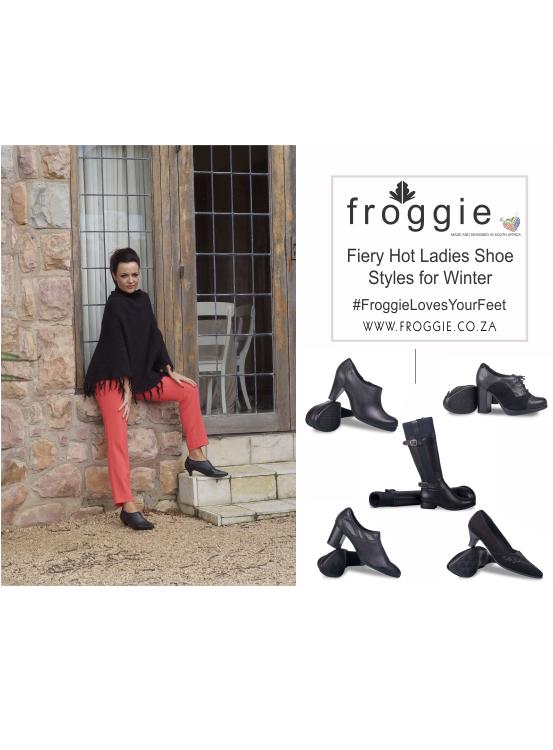 Fiery Hot Ladies Shoe Styles for Winter
