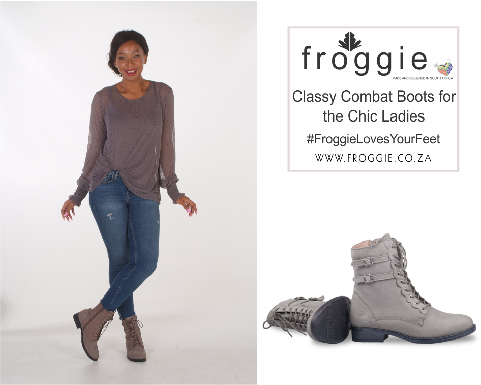 Be Winter-Ready with Our Classy Combat Boots