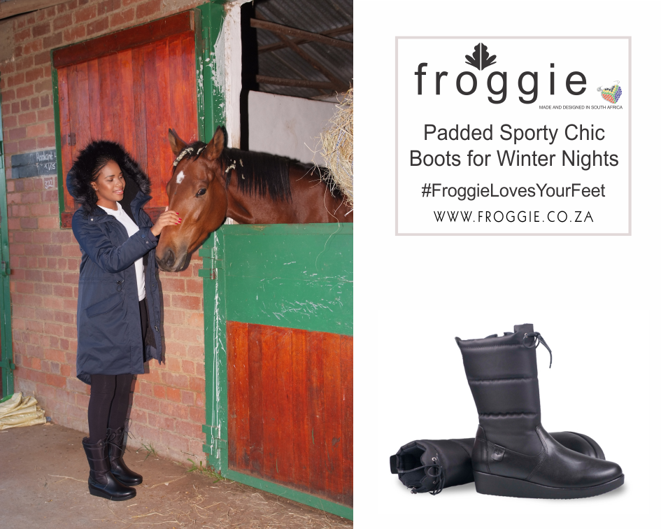 Stay Cosy in a Pair of Our Padded Boots Perfect for Winter